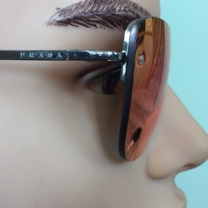 PRADA SUNGLASSES/MISSING TEMPLE TIP